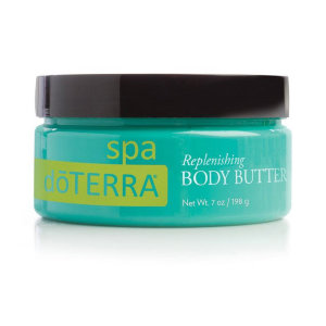 SPA Replenishing Body Butter / Восстанавливающее масло для тела