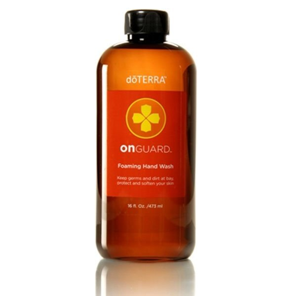 OnGuard™ Foaming Hand Wash / Мыло для рук c блендом OnGuard